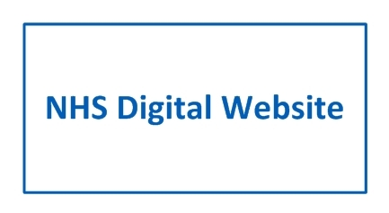 NHS Digital Website