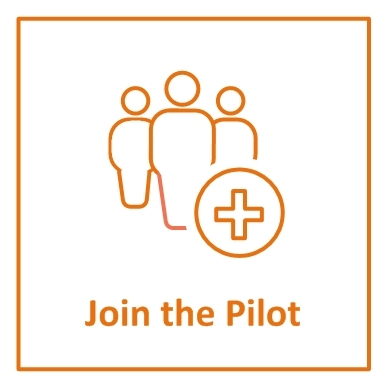 Join the pilot orange